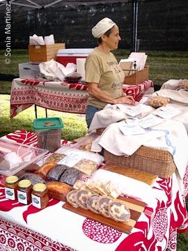 Kay Cabrera of Sandwich Isle Bread Company.